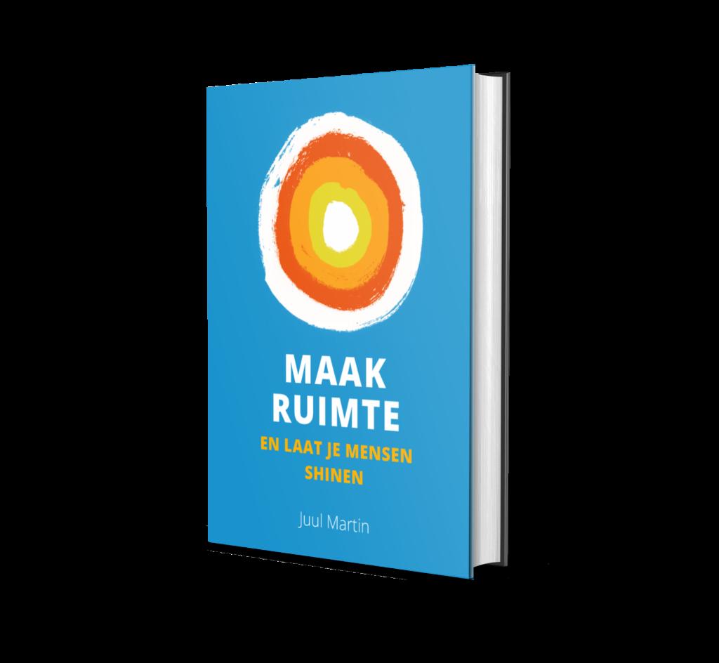 maak-ruimte-juulmartin-boek-kopen-leiden-managenemntboek